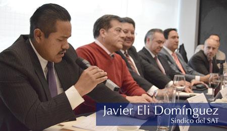 M.I. Javier Domínguez